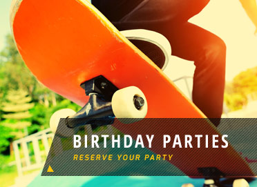 Birthday Parties - Reserve Your Party