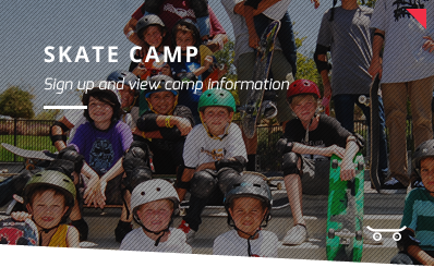 Skate Camp - Sign up and view camp information